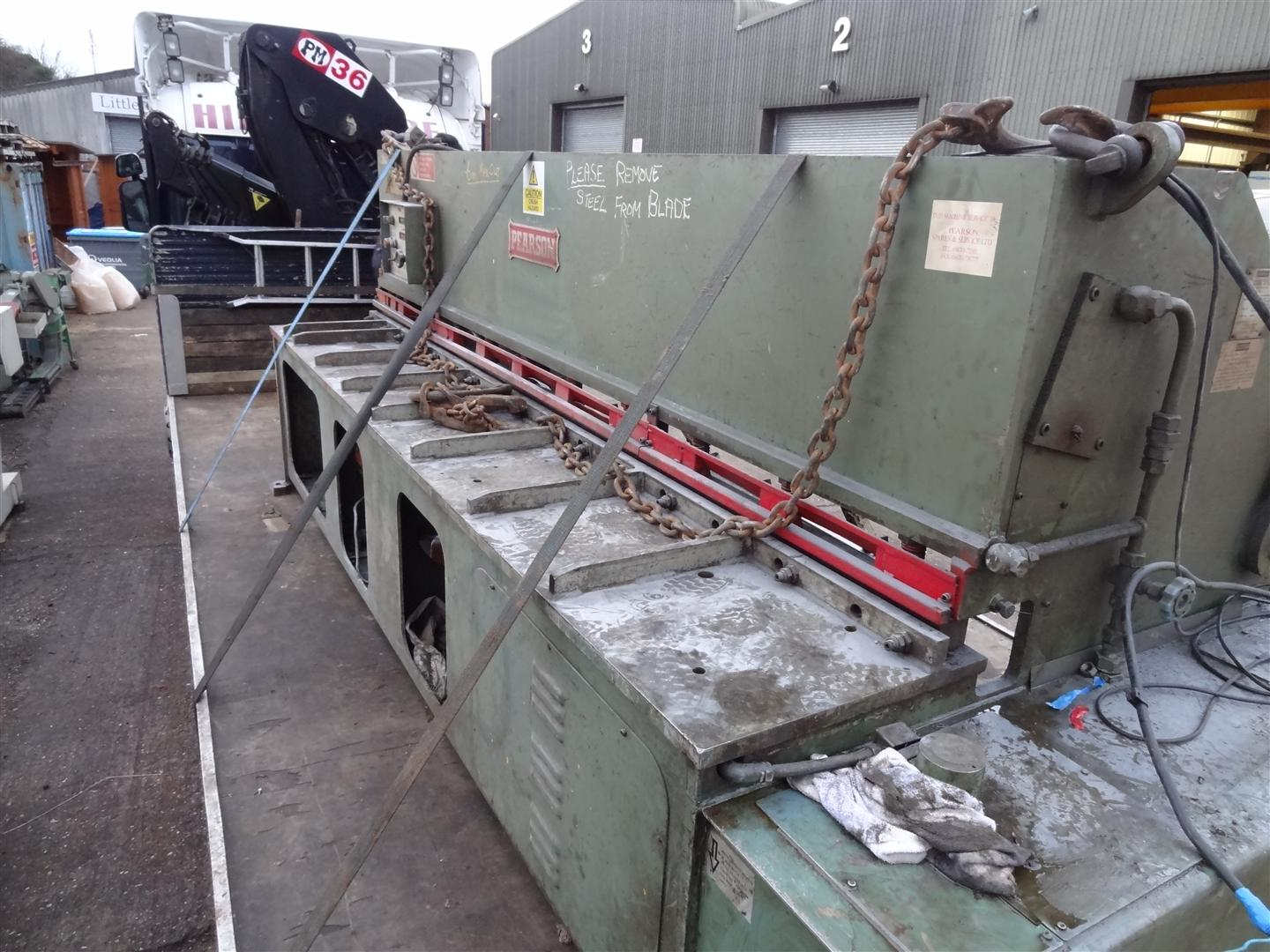 USED Sheet-Metal Machinery Services - Sheet Metal Machinery buy, sell, installation, relocation, training, Import, Export, cad-cam software