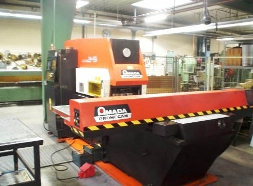AMADA ARIES 245 AUTO-INDEX