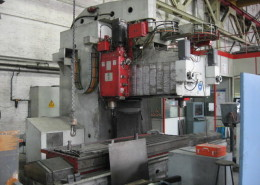 For Sale Heyligenstaedt CNC-Bed Milling Machine